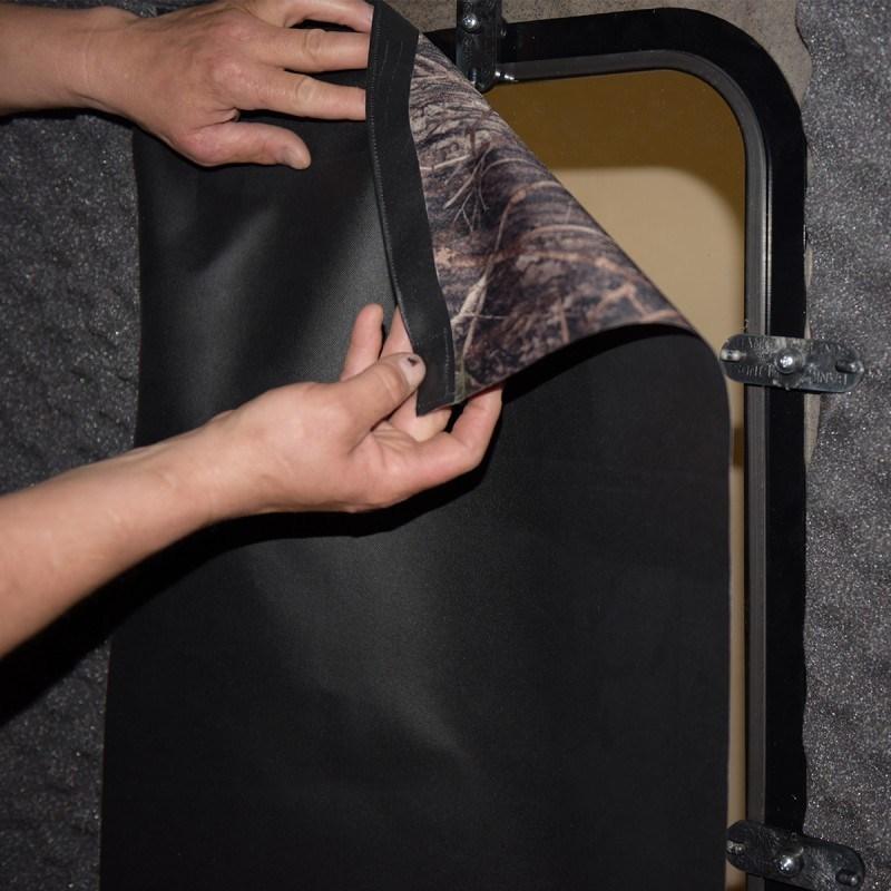 Camo curtain kit