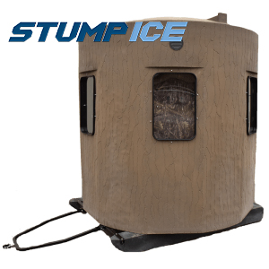 Stump 2 Hunting Blind