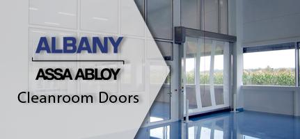 Albany Cleanroom Doors