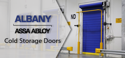 Albany Cold Storage Doors
