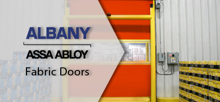 Albany Fabric Doors