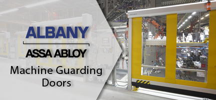 Albany Machine Guarding Doors