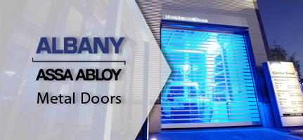 Albany Metal Doors