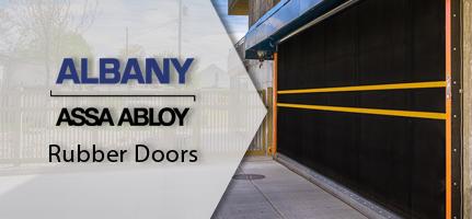 Albany Rubber Doors