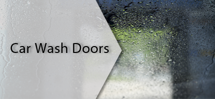 Car Wash Doors