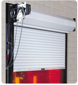 Lakeland Overhead Door provides fire door drop testing