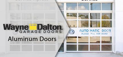 Wayne Dalton Commercial Aluminum Doors
