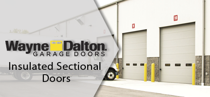 Wayne Dalton Insulated Sectional Doors