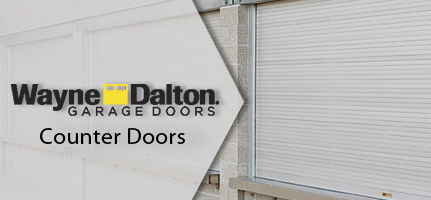 Wayne Dalton Counter Doors