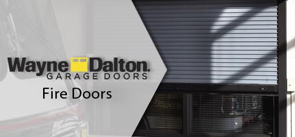 Wayne Dalton Fire Doors