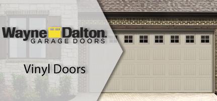 Wayne Dalton Vinyl Doors