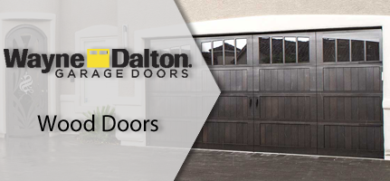 Wayne Dalton Wood Doors